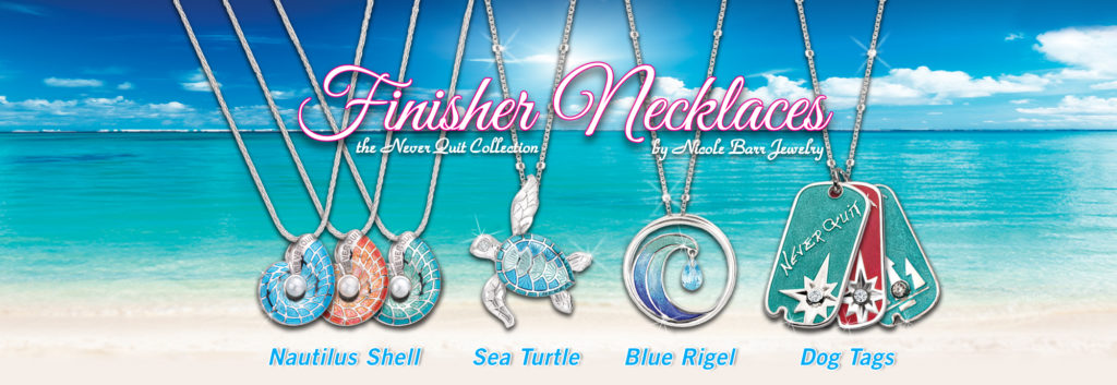 Finisher-Necklaces