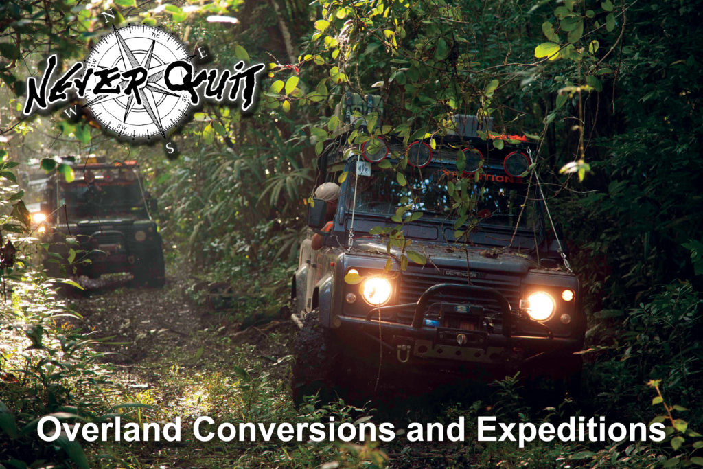 Overland Conversions support@neverquitnever.com